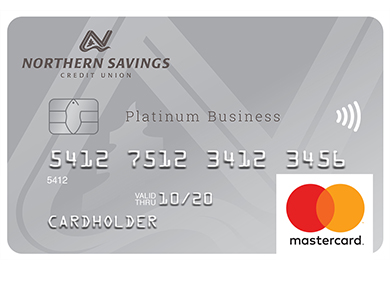 Northern savings credit union business mastercards platinum business mastercard colourmoves