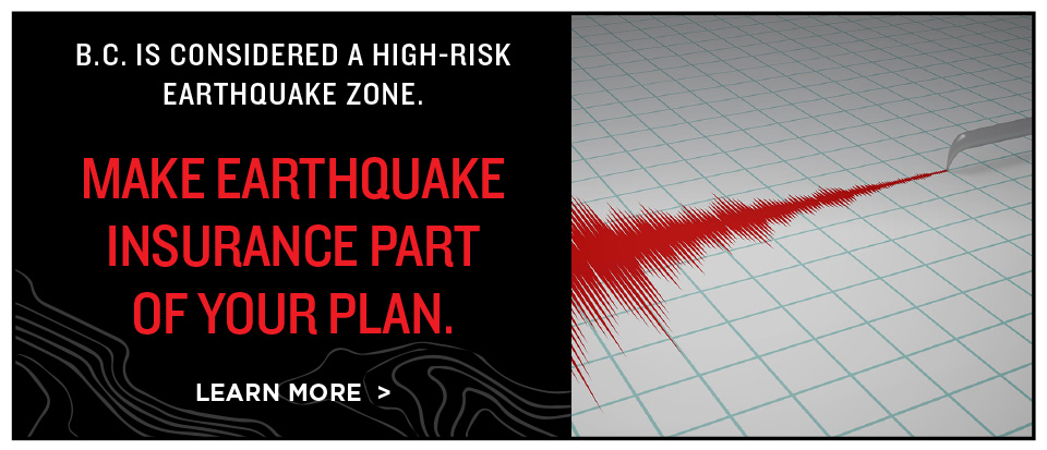Protect your home with earthquake insurance